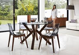 Stunning White Round Dining Tables Track Circular With Solid Round Dining Tables Furniture Village
