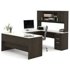 U Shaped Computer Desk U Shape Computer Desks Cymax Stores