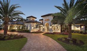 small mediterranean house plans luxury villa with influences 66351we florida small