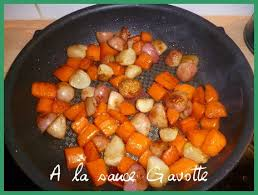 cuisiner des carottes la poele carottes et navets caramélisés a la sauce gavotte cuisine et santé