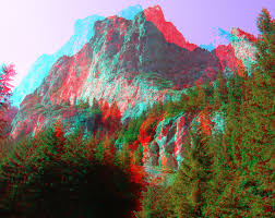 3d Pictured The River2 3d Anaglyph By Yellowishhaze On Deviantart