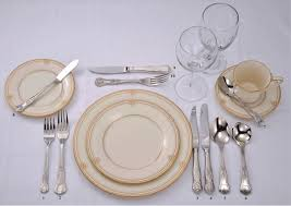 Formal Table Settings Flatware Buying Guide Table Setting Liberty Tabletop