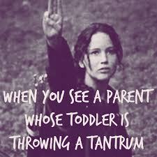 Tantrum Meme - terrible twos parenting memes