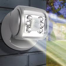 wireless led motion sensor porch light daily express
