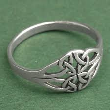 celtic rings silver filigree celtic ring at gryphon s moon