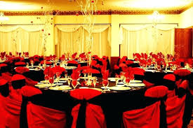 red and white table decorations for a wedding funeral decorations for tables image detail for red white and black