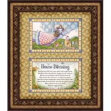 Blessings Home Decor by Home Accents Decor House Blessings Jim Shore House Blessing