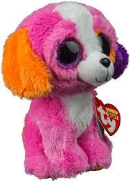 ty beanie boos gabby the 6 beanie boos precious the pink chihuahua precious beanie boo