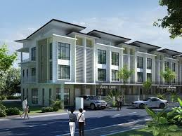 3 storey house new freehold 3 storey landed house at kl south jalan bayu height