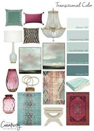 transitional coastal color palette and layering sources coastal