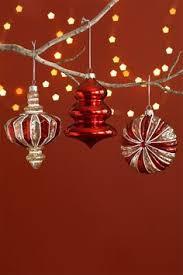 trees wreaths decorations glass ornaments set
