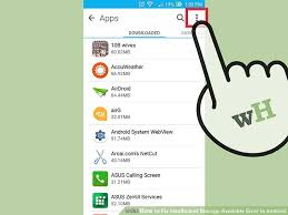 storage android 3 ways to fix insufficient storage available error in android