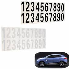 forester decal buy reflective vinyl numbers and get free shipping on aliexpress com