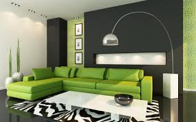 Lime Green Dining Room Living Room Ideas Lime Green Interior Design