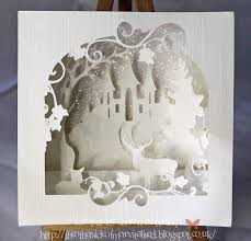 3d christmas cards the other side of me crafty svg designs 3d layered christmas