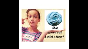 105 ideas to name your slime