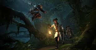 Video Game Flags Assassins Creed Iv Black Flag Pirates 4k Ultra Hd Wallpaper