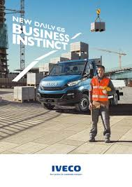 new daily euro 6 chassis cab by iveco issuu