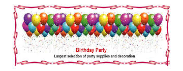 birthday party supplies birthdays party rack party rental in glendale