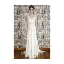 cheap wedding dresses in london temperley london 2013 sleeveless silk satin a line