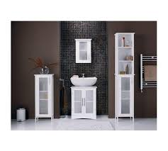 Undersink Cabinet Buy Hygena Frosted Insert Under Sink Storage Unit White At Argos