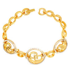 gold jewelry bracelet designs images W219 rhinestone letter bracelets for women fashion jewelry jpg