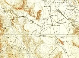 Death Valley Map Map Gallery Desert Fog