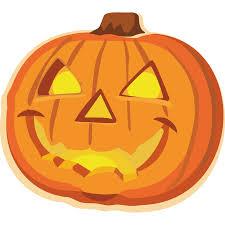 halloween pumpkin animation lantern clipart
