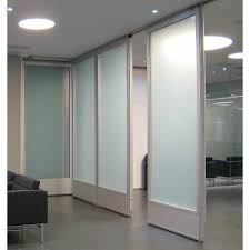 wall partition modular wall partition at rs 105 square feet wall partition