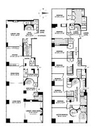 sle house floor plans for 22 5m a grand apartment in rosario candela s park avenue