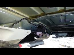 What Are Side Curtain Airbags How To Remove And Reinstall Side Curtain Impact Srs Airbags And