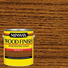 home depot interior minwax 1 qt wood finish red oak oil based interior stain 70040444