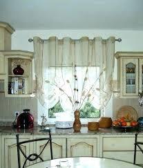 rideaux originaux pour cuisine rideau pour baie vitree decoration rideau pour cuisine idee deco
