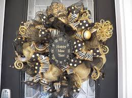 Door Decorations For New Year by 93 Best Wreaths New Years Wreath And Door Decor Images On