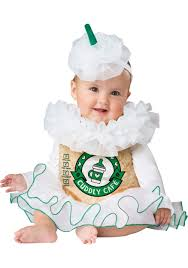 Infant Monster Halloween Costumes by Cuddly Cappuccino Costume For Infants