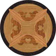 Hardwood Floor Inlays Hardwood Floor Inlays Wooden Flooring Accents Oshkosh Designs