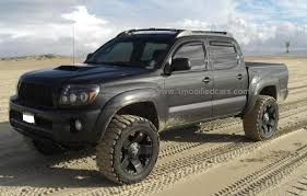 best tires for toyota tacoma modified custom blackout toyota tacoma xtra cab offroad bilstein