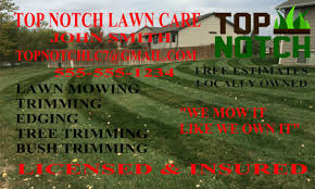 Lawncare Business Cards How To Make Lawn Care Flyers And Postcards For Free Youtube