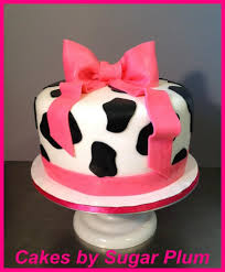 cow print ribbon best 25 cow print cakes ideas on cow print birthday
