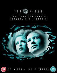 amazon com the x files the complete series season 1 9 bundle