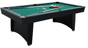 Dining Pool Table Combo by Md Sports 38406 7ft Brookfield Billiard Table W Bonus Table