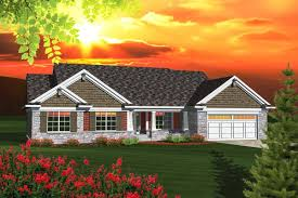 Affordable Ranch House Plans Affordable Ranch Home Plan 89848ah Architectural Designs