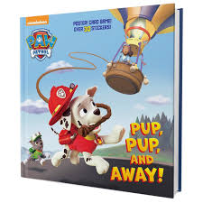 pup pup paw patrol super deluxe book kids books
