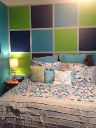 Lime Green Bedroom Ideas Love This New Teenage Girls Room In Aqua Lime Green And Navy