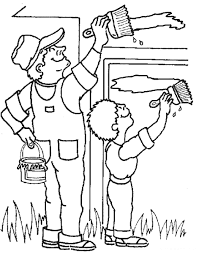 constructions coloring pages u2013 birthday printable