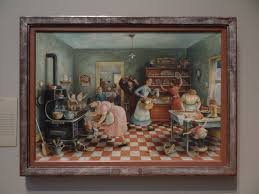 gothic thanksgiving pictures painting in 1930s america 10 iconic artworks at the art institute