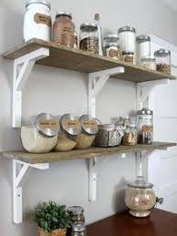 Open Kitchen Shelves Instead Of Cabinets 10 Sneaky Ways To Instantly Gain Extra Counter Space Counter