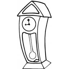 Washing Machine Coloring Page - grandfather clock coloring page picture super coloring p
