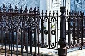 ornamental cast iron fence finials cast iron fence panels canada