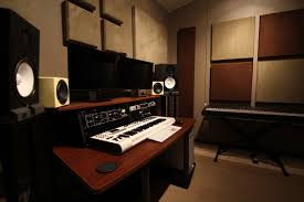 Producer Studio Desk by How To Build A Home Studio